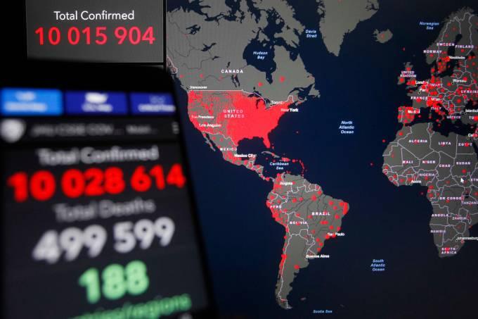 Qual é o papel da ciência de dados na pandemia?
